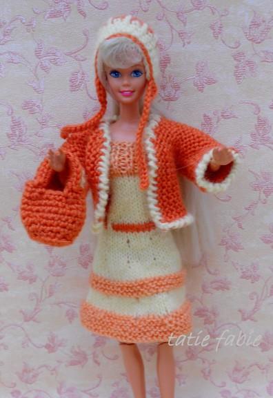 Barbie en robe