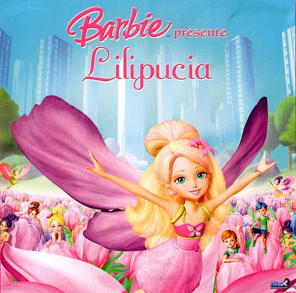 Barbie presente Lilipucia