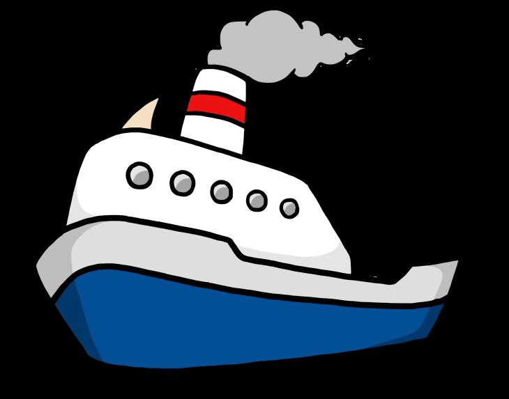 Coloriage bateau de transport imprimer - Dessin de transport ...