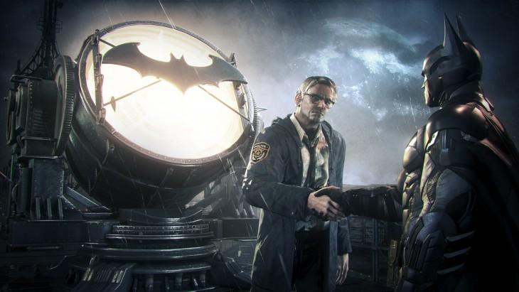 Batman lumiere