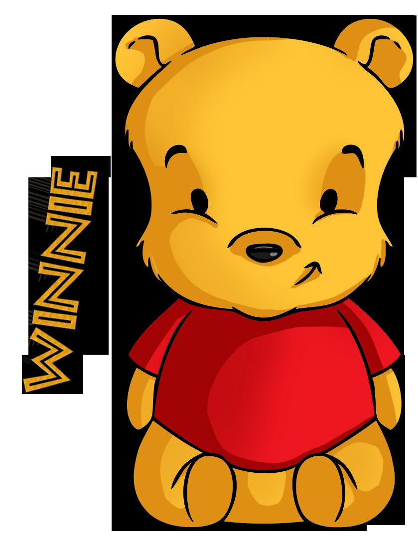 coloriage bebe winnie lourson imprimer - Winnie L Ourson Bebe