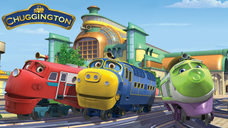 Coloriage chuggington gratuit imprimer - Chuggington dessin anime ...