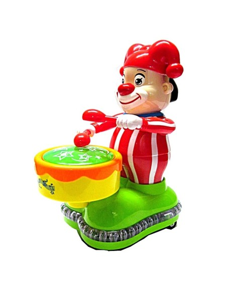 Clown tambour