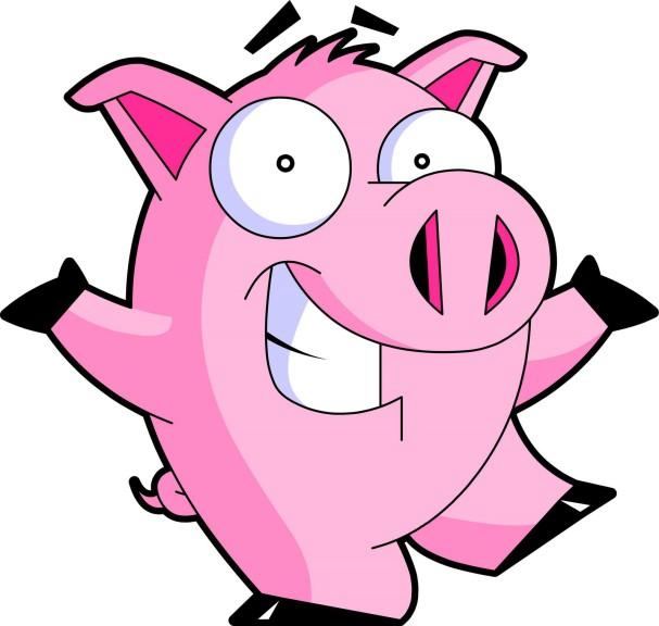 Cochon dessin