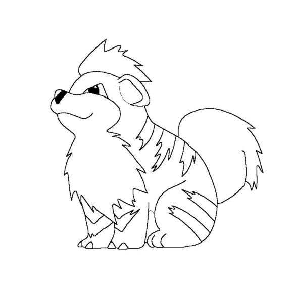 Coloriage Caninos