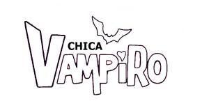 Coloriage Chica Vampiro logo
