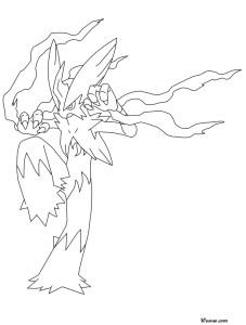Pokemon Arceus Kleurplaten.Pokemon Arceus Kleurplaten Shaymin Sky Form Coloring Pages Coloring