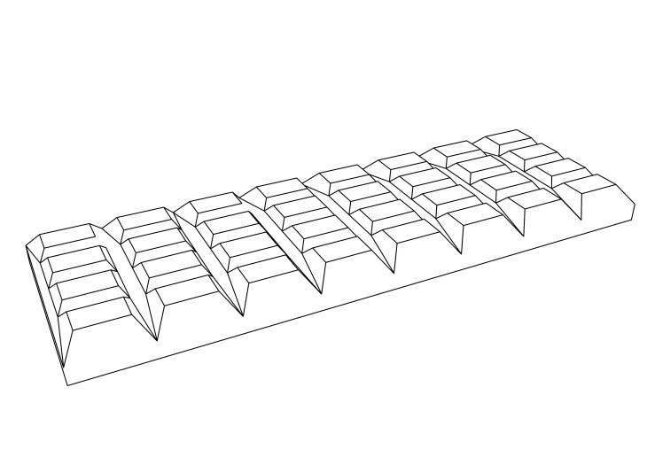 Coloriage tablette de chocolat à imprimer - Dessin Tablette De Chocolat