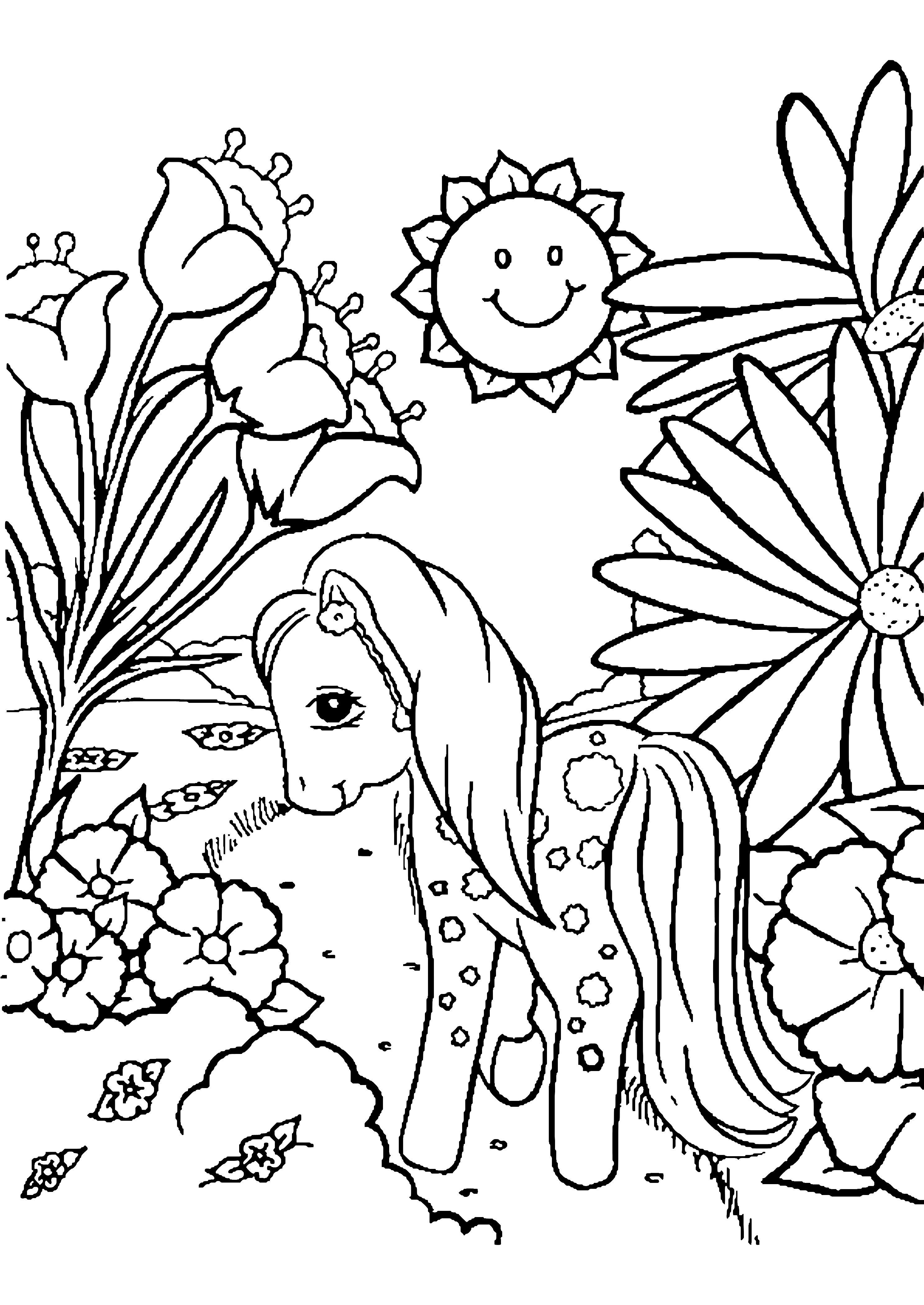 Coloriage vrac