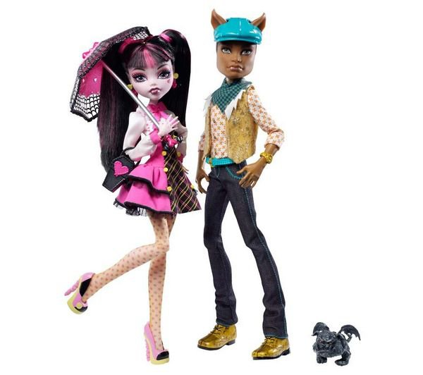 Couple Monster High