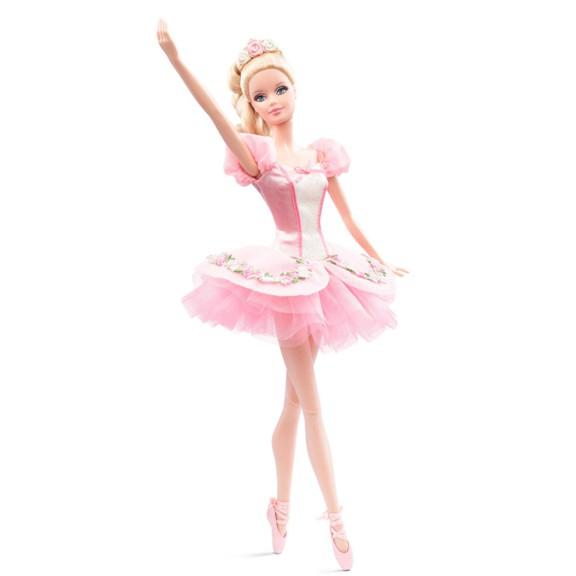 Danseuse ballet Barbie