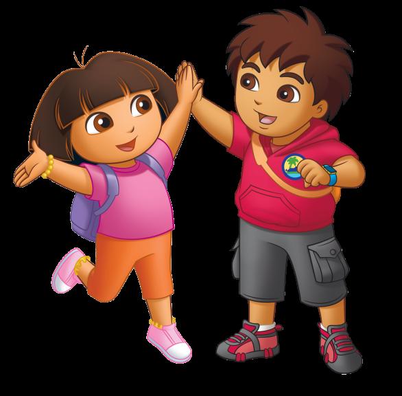 Diego et Dora