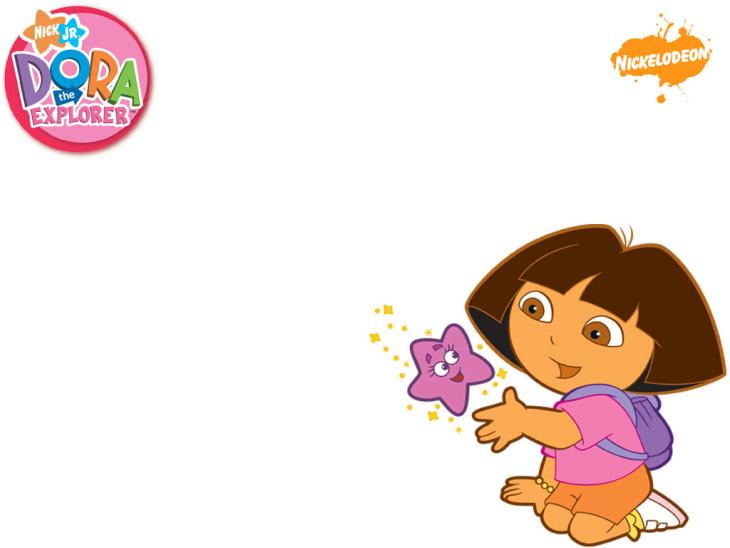Dora l'exploratrice dessin