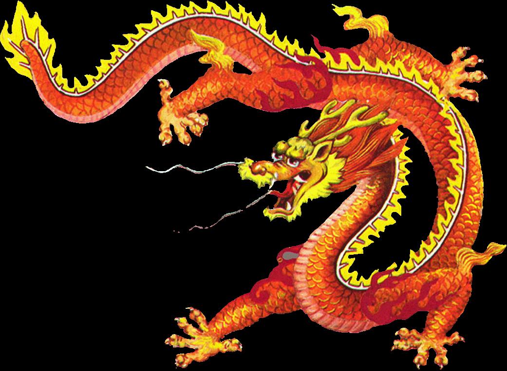 Coloriage dragon chinois imprimer - Comment dessiner un dragon chinois ...