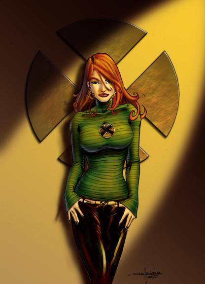 Fille X-Men