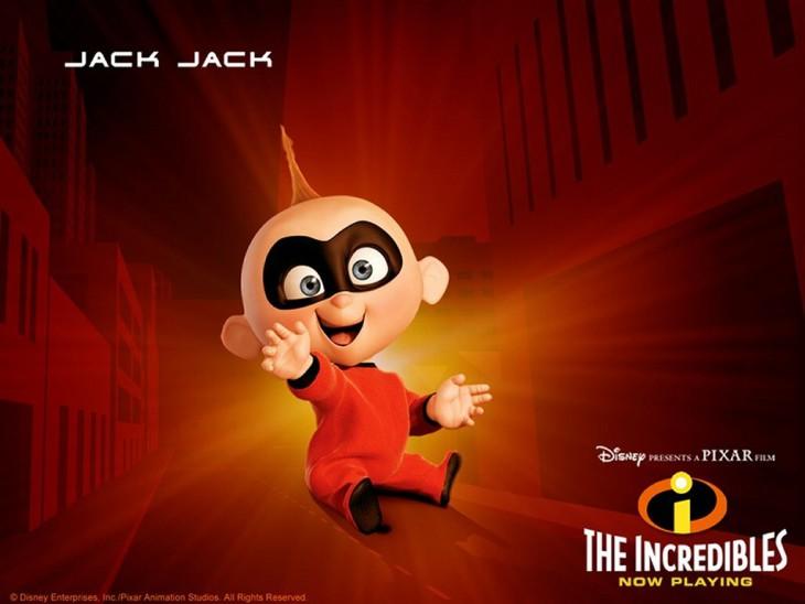 Jack-Jack les indestructibles