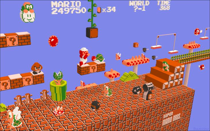 Jeu Mario