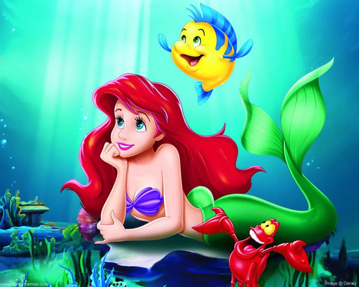 La petite sirene Disney