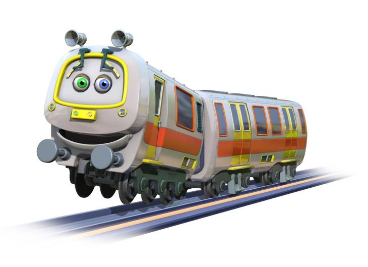 Locomotive Chuggington