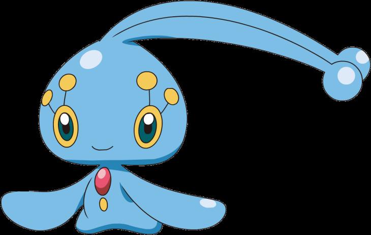Coloriage Manaphy Pokemon 224 Imprimer