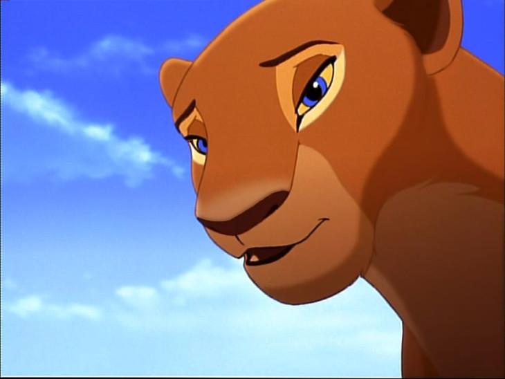 Nala le roi lion
