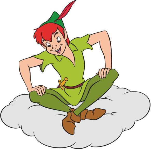 Peter Pan dessin