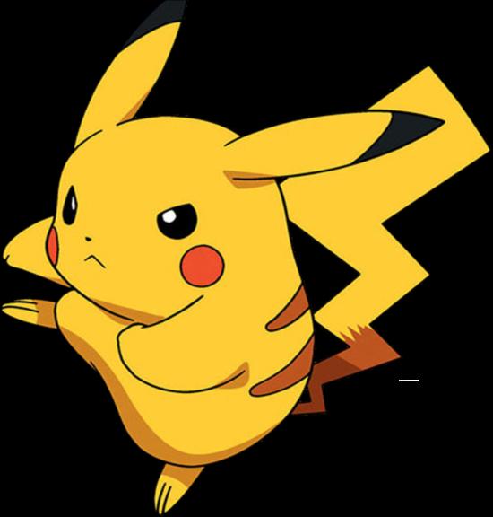 Coloriage Pikachu C3 A0 Imprimer