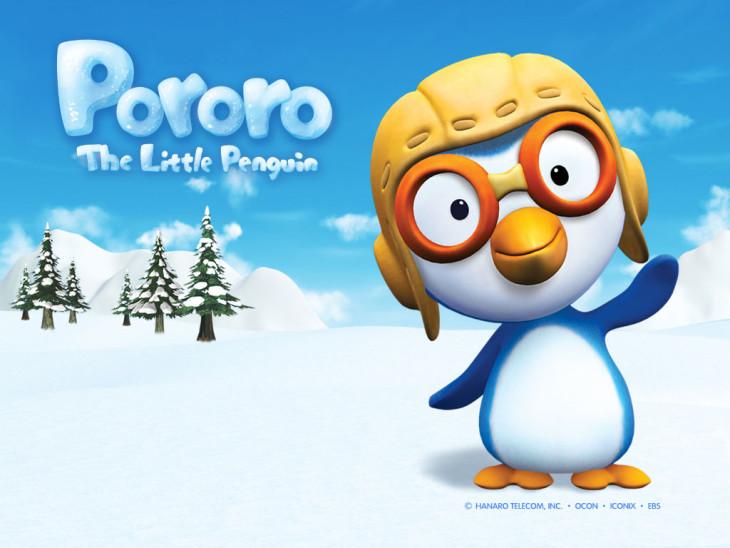 Pororo le petit pingouin