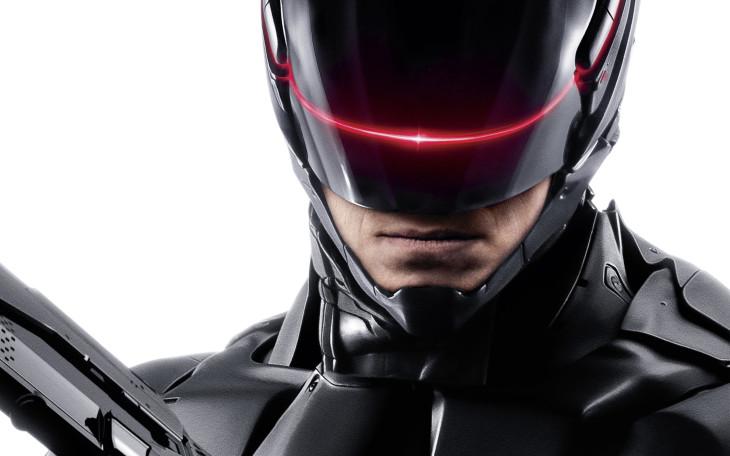 Robocop casque