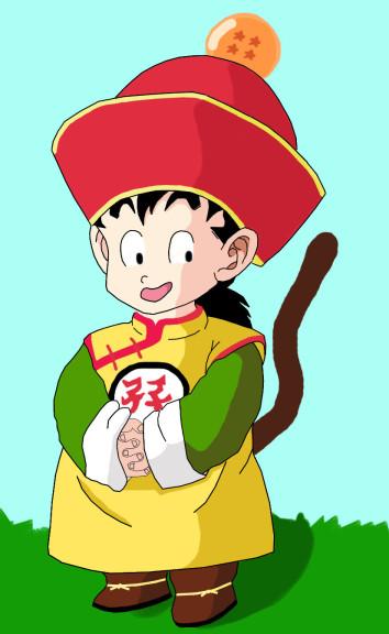 Sangohan jeune