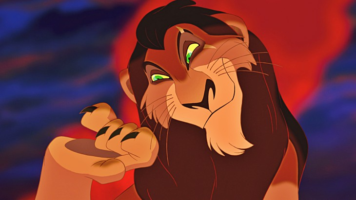Scar Disney