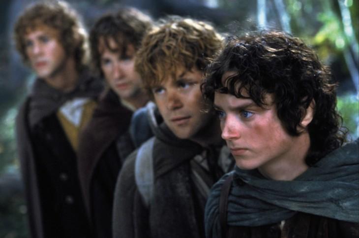 Seigneur des anneaux hobbits