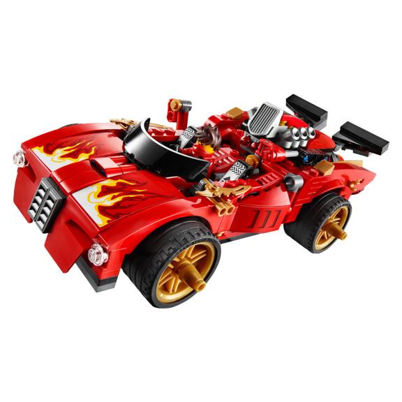 lego ninjago auto