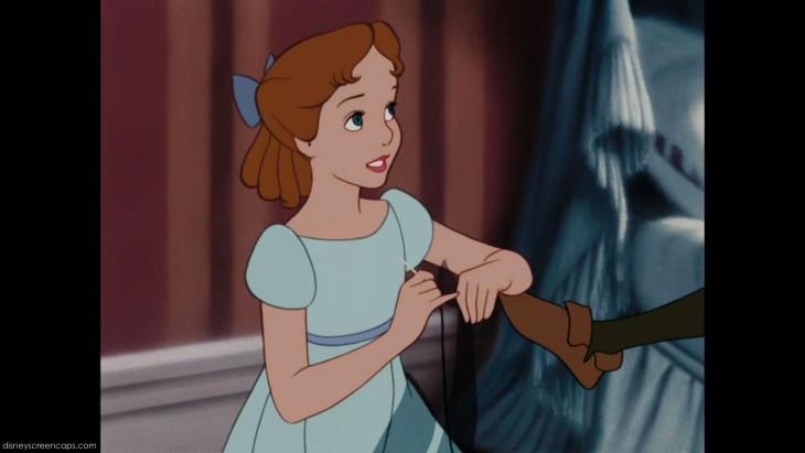 Wendy Peter Pan