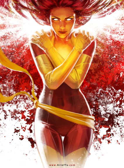 X Men Phoenix