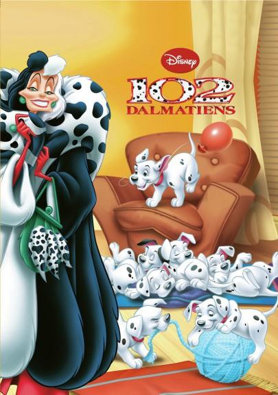 102 dalmatiens Disney