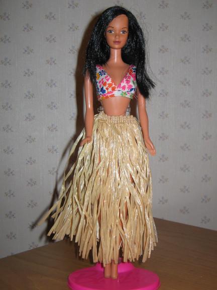 Barbie hawai