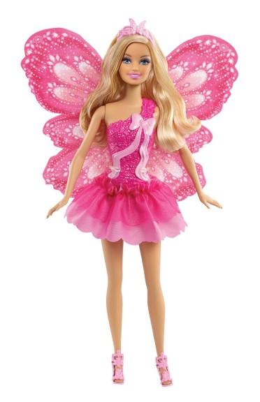 Barbie papillon
