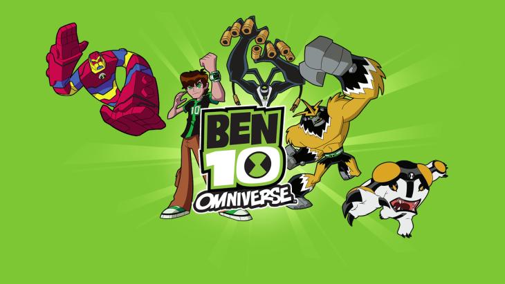 ben 10 personnages