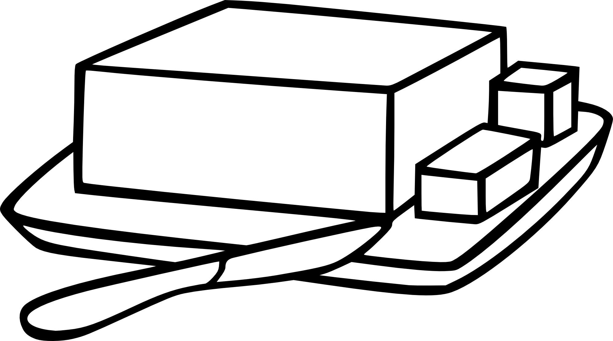 Beurre dessin