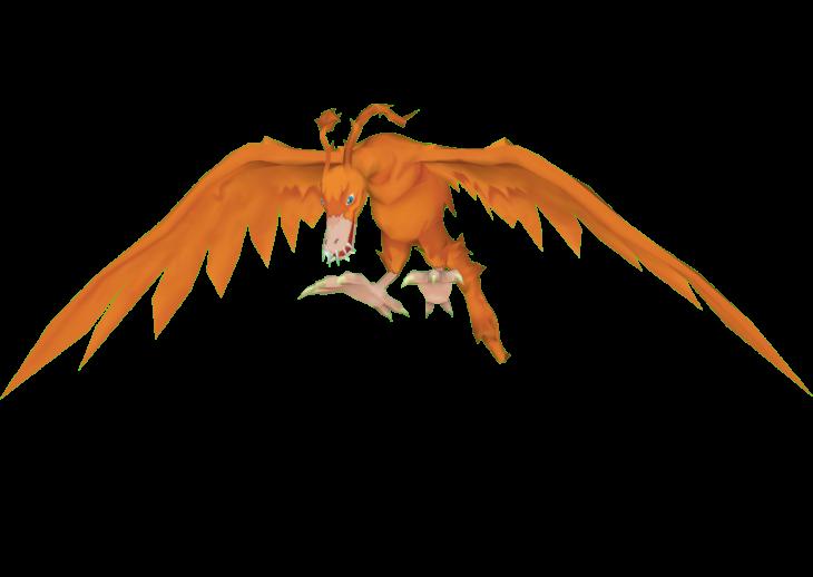 Birdramon Digimon
