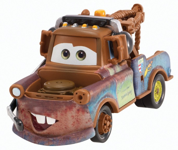 Disney Cars  Race Team Mater