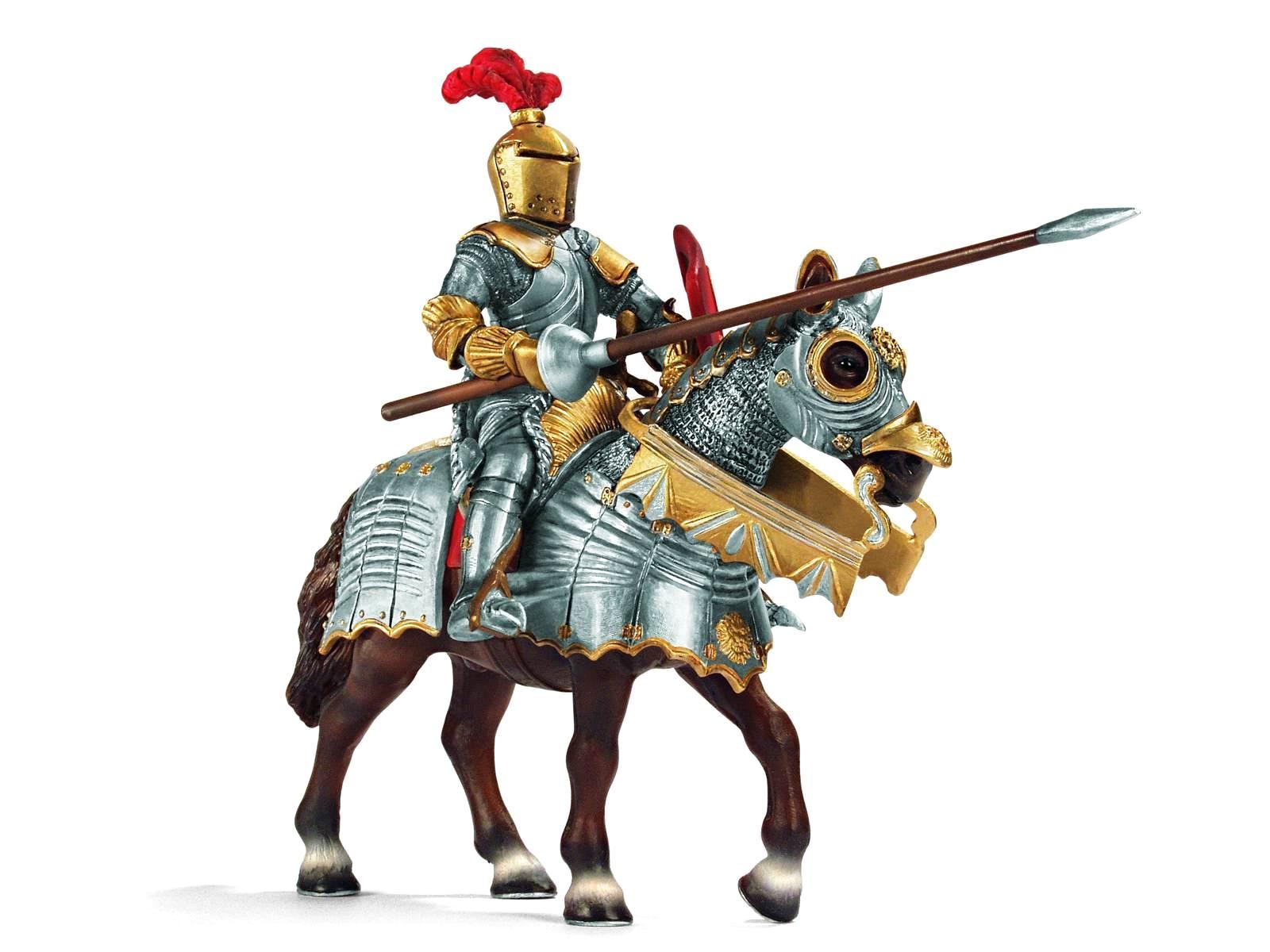 Coloriage chevalier à imprimer