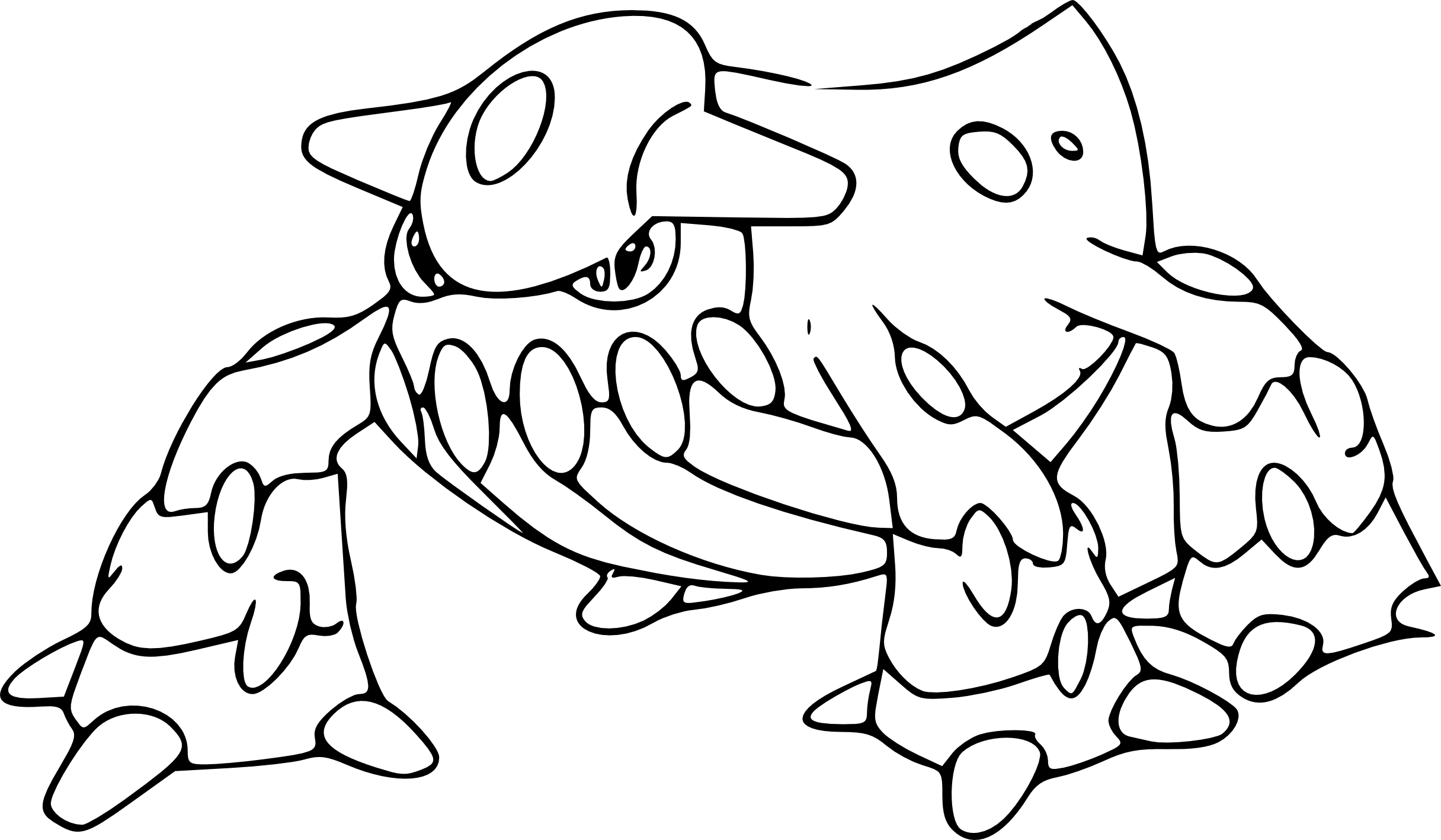 Coloriage Heatran