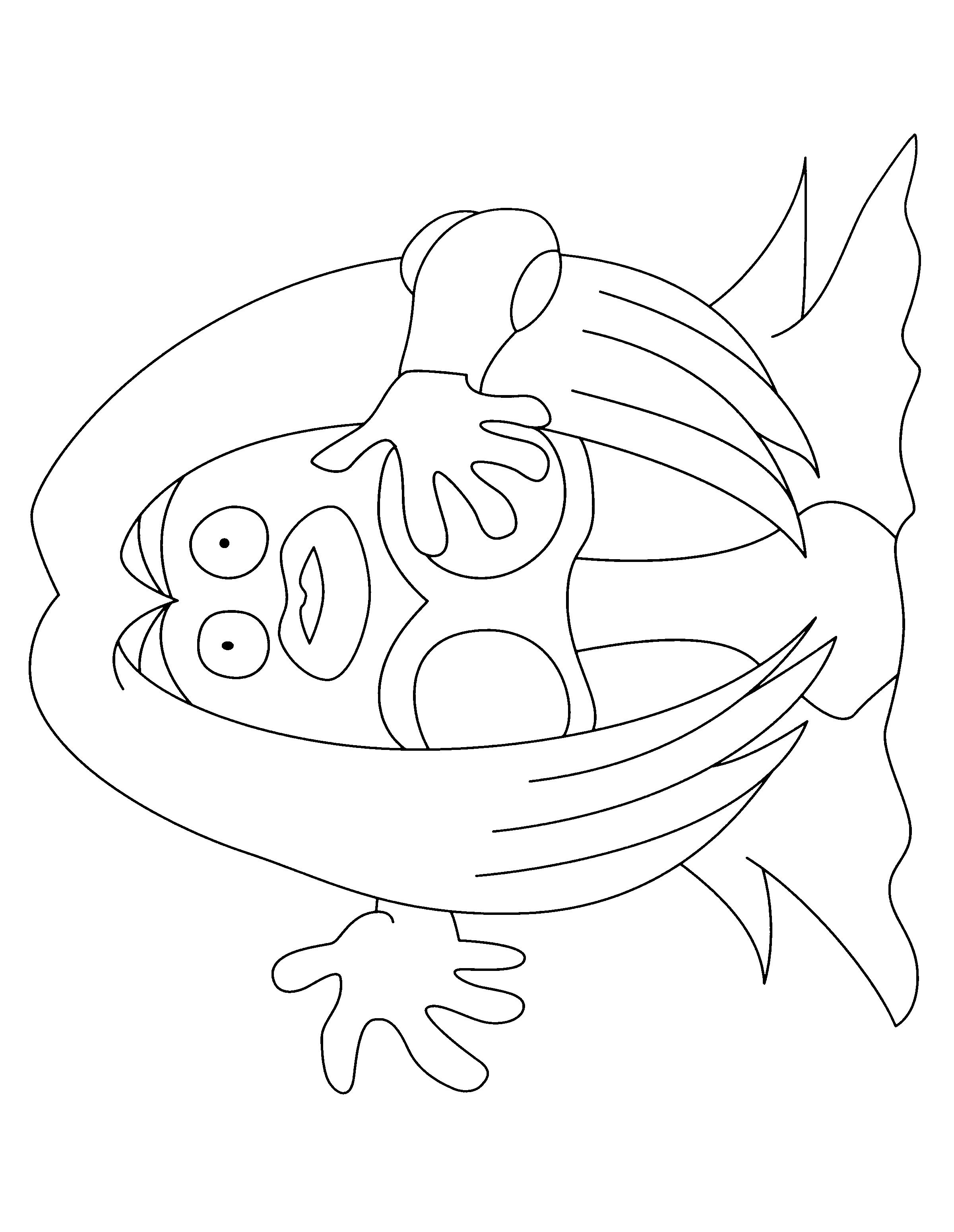 Coloriage Lippoutou