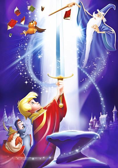 Excalibur Disney