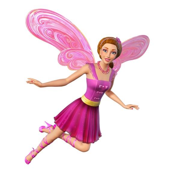 Fée Barbie