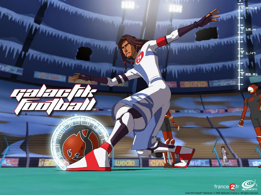 Coloriage galactik football imprimer - Galactik football jeux ...