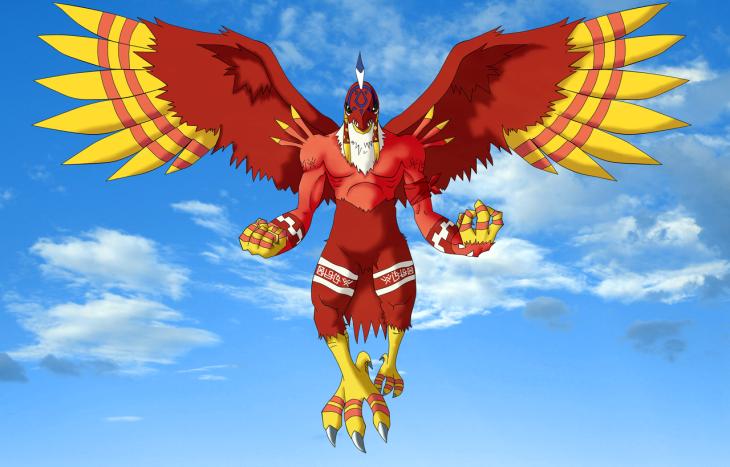 Garudamon Digimon