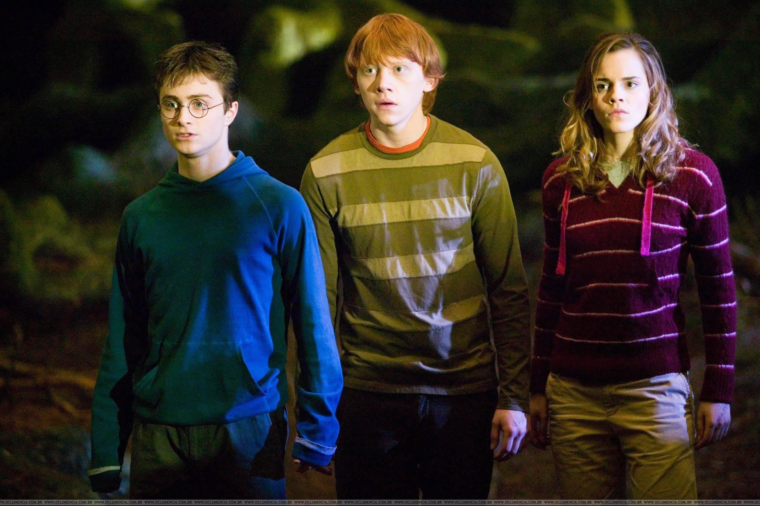 Coloriage Harry Potter Et Ses Amis A Imprimer